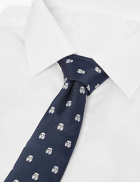 Slim Woven Stormtrooper™ Tie