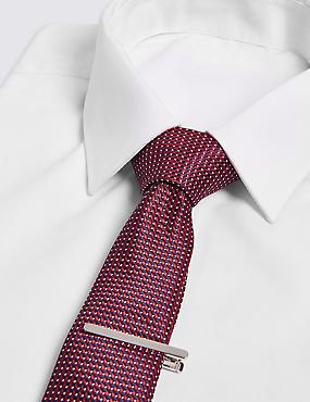 Micro Diamond Tie & Pin Set