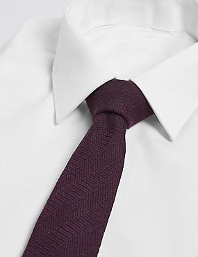 Wool Rich Tie
