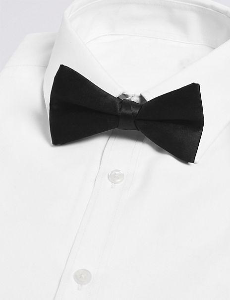 Pure Silk Pre-tied Bow Tie