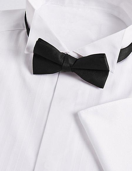 Pre Tied Bow Tie & Pocket Square