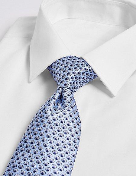 Pure Silk Shell Tie