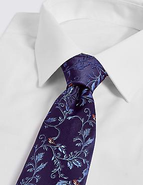 Pure Silk Novelty Tie