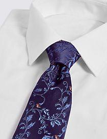 Pure Silk Robin Tie