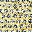 Pure Silk Turtle Print Tie, YELLOW MIX, swatch