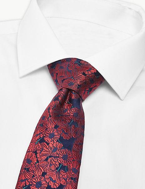 The Poppy Collection® Luxury Silk Tie