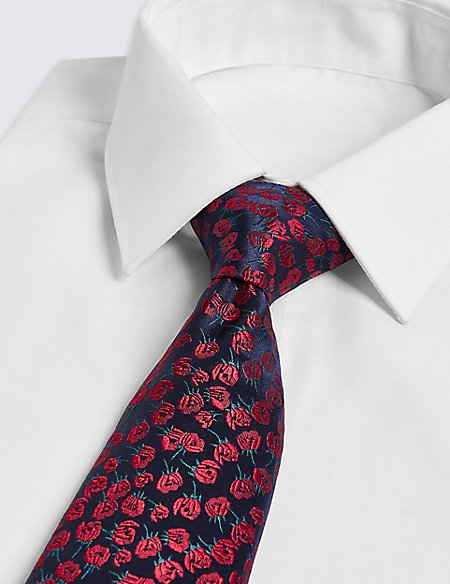 The Poppy Collection® Silk Tie