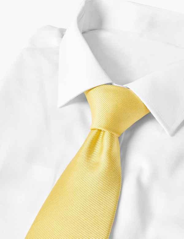 db662748c40e Pure Silk Satin Twill Tie