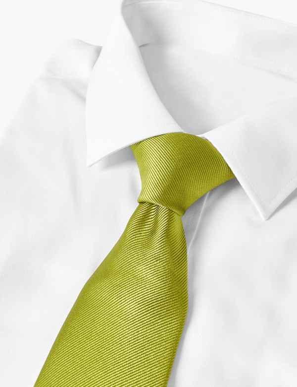 bdbac7a9b3f5 Pure Silk Satin Twill Tie