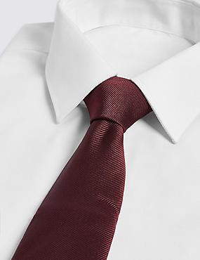 Pure Silk Satin Twill Tie