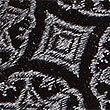 Pure Silk Foulard Tie Made with Swarovski® Elements, GREY MIX, swatch