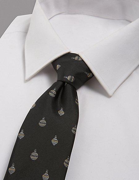 Silk Rich Novelty Tie