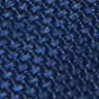 Pure Silk Textured Tie, NAVY, swatch