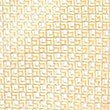 Pure Silk Geometric Hank & Tie Set, PALE YELLOW, swatch