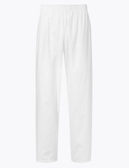 Pure Cotton Woven Pant