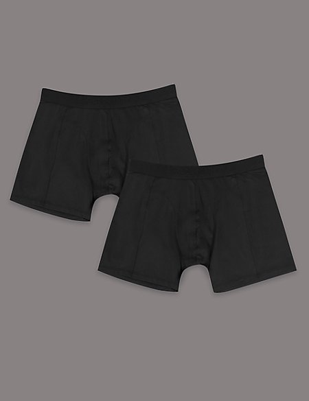 2 Pack Microskin Trunks