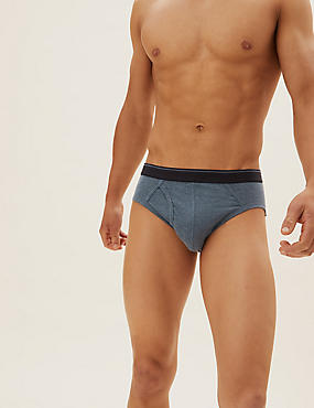 4 Pack Cool & Fresh™ Stretch Cotton Briefs