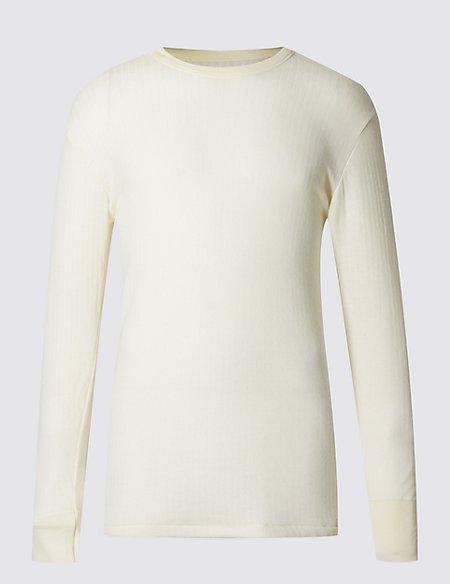 Long Sleeve Thermal Vest with Merino Wool