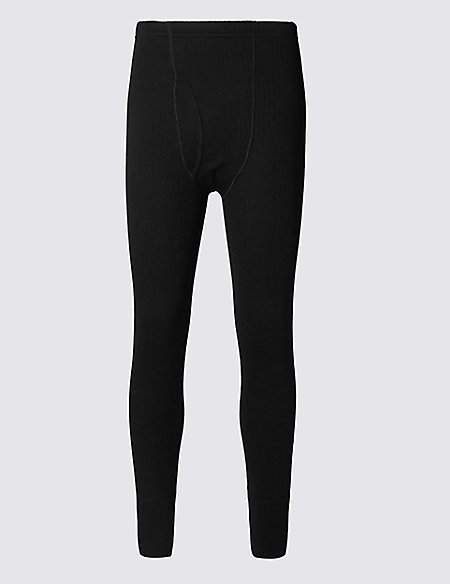 Thermal Long Pants with Merino Wool