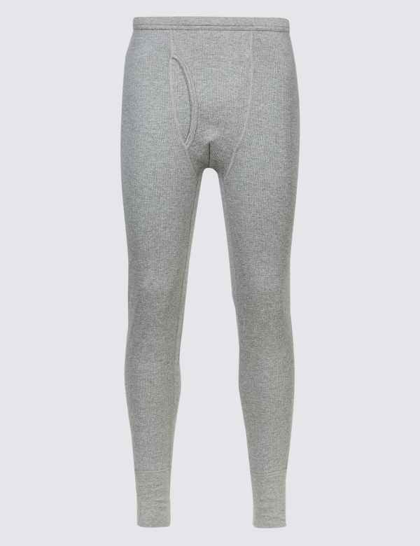 1b19d28c1e Thermal Cotton Blend Long Johns