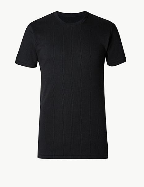 Medium Warmth Short Sleeve Thermal Vest
