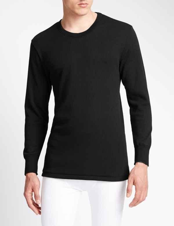 2ac0ee09 Mens Thermal Underwear | Thermal Vest & Long Pants | M&S