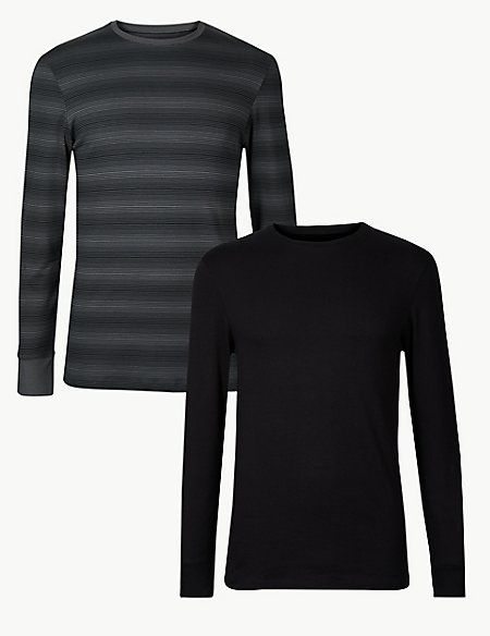 2 Pack Thermal Vest with Cotton