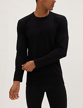 Light Warmth Long Sleeve Thermal Top