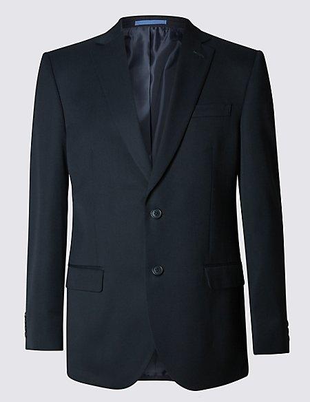 Big & Tall Navy Regular Fit Jacket