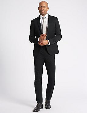 Charcoal Modern Slim Fit Suit