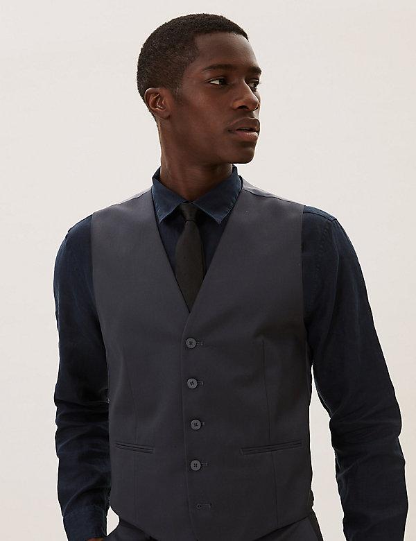 Regular Fit Waistcoat