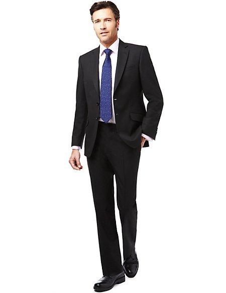 Big & Tall Slim Fit 2 Button Jacket