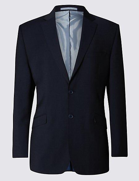 Indigo Regular Fit Jacket