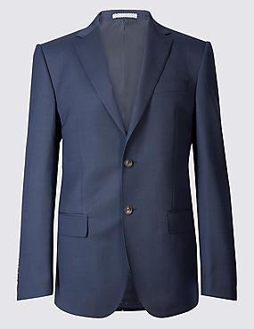 Indigo Tailored Fit Suit