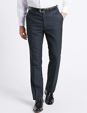 Indigo Slim Fit Trousers