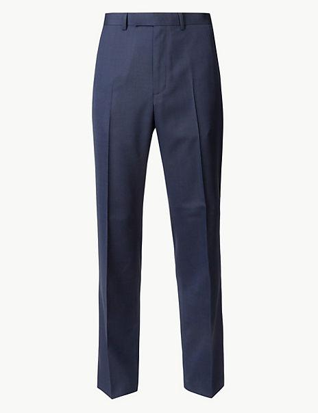 Big & Tall Indigo Regular Fit Trousers
