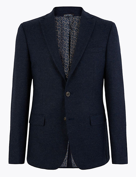 Slim Fit Italian Jacket