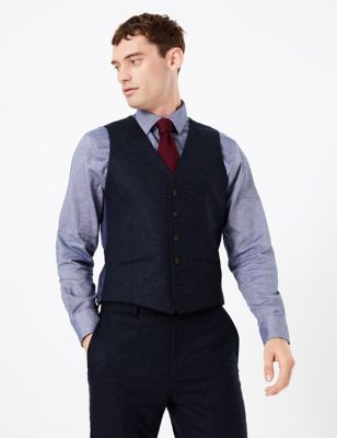 Slim Fit Waistcoat