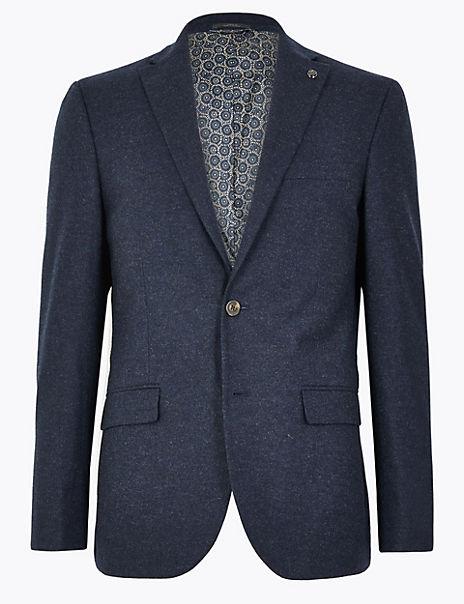 Tailored Fit Italian Jacket