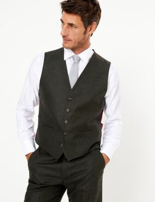 Tailored Fit Waistcoat