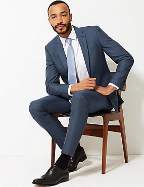 Indigo Slim Fit Suit