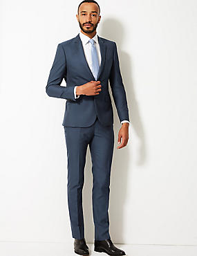 Indigo Modern Slim Fit Suit
