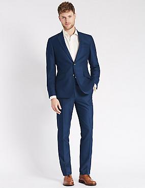 Indigo Regular Fit Suit