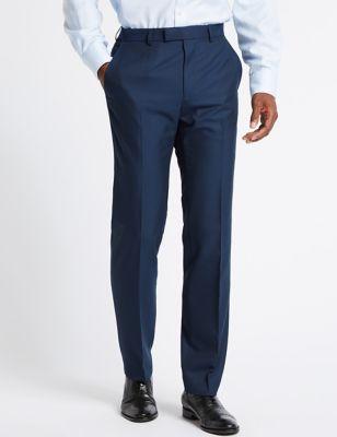 Big & Tall Indigo Skinny Fit Trousers