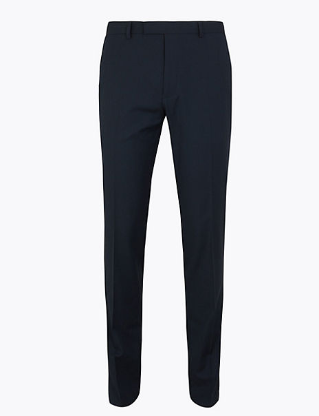 Skinny Fit Trousers with Stretch