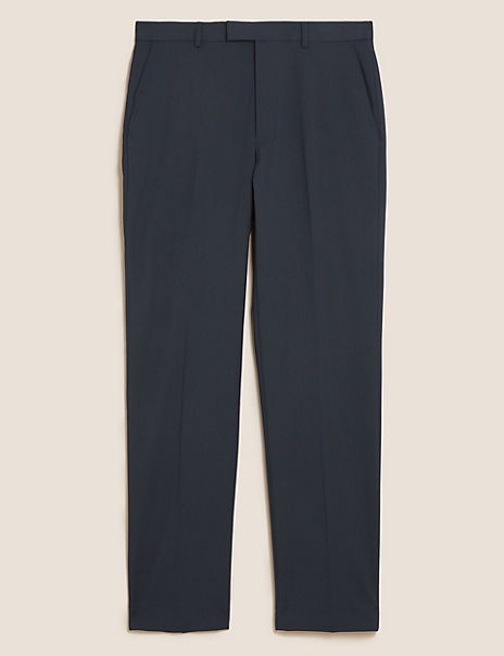 Regular Fit Trousers with Stretch