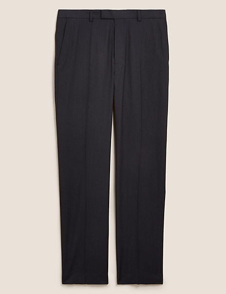 Big & Tall Tailored Stretch Trousers