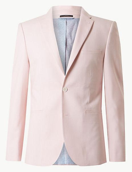 Skinny Fit Jacket