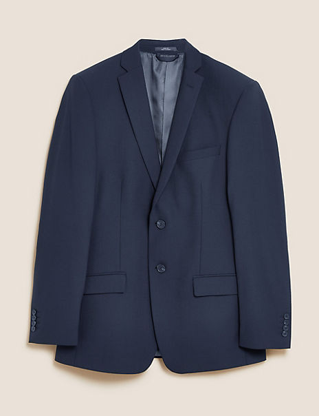 The Ultimate Navy Slim Fit Jacket