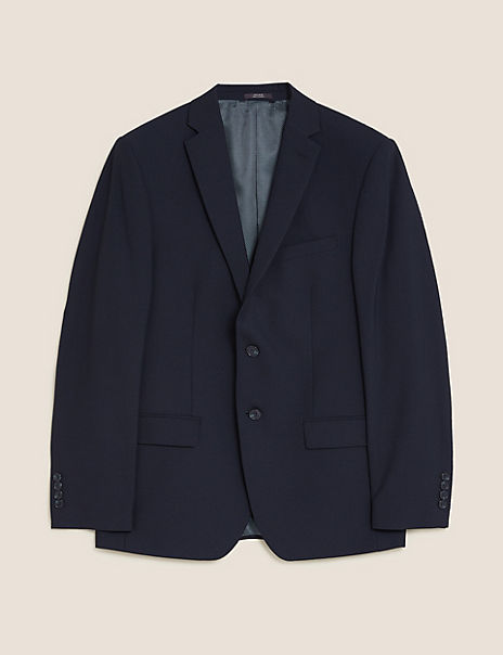 The Ultimate Navy Regular Fit Jacket